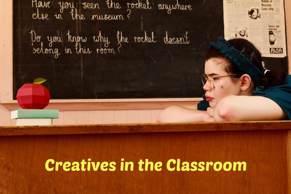 creatives in the classroom